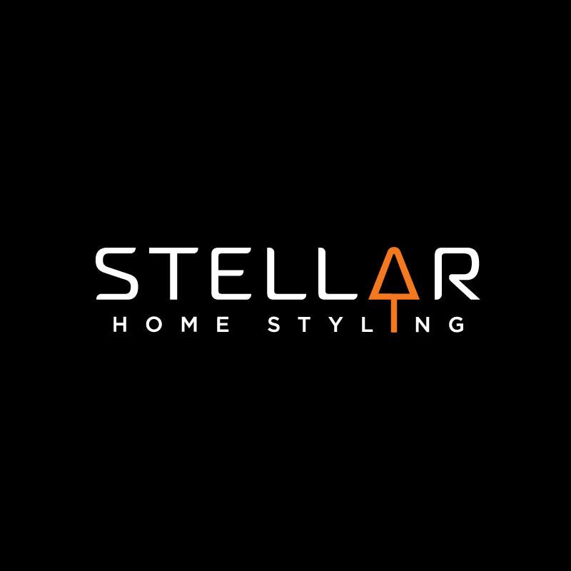stellar home styling logo design